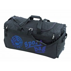 AHG shooting bag with wheels