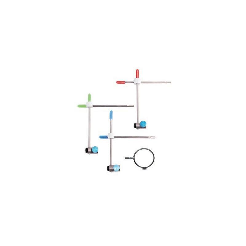 MEC Glassholder-system 3 positions
