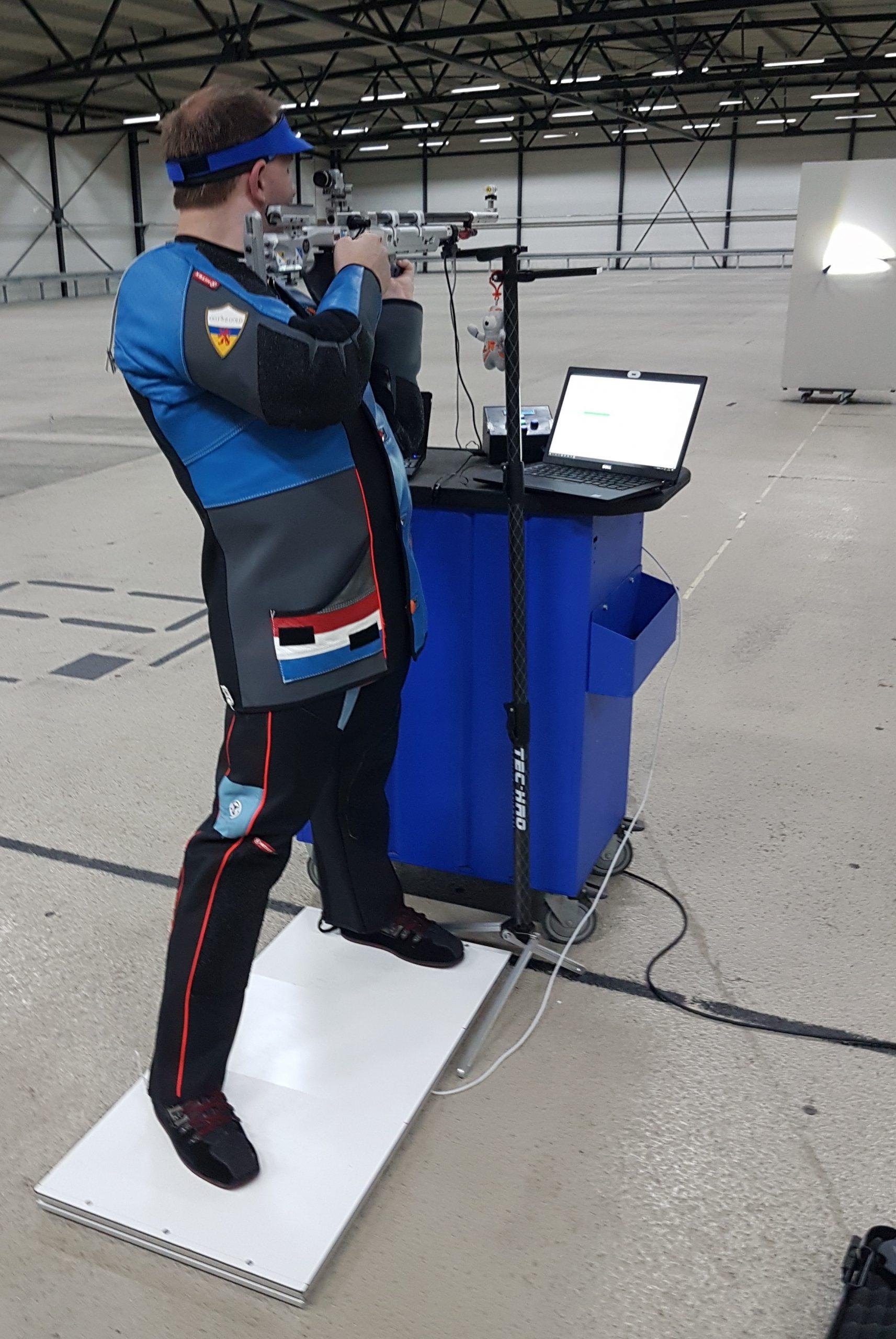 Peter Hellenbrand - test prototype BASE Balance Board